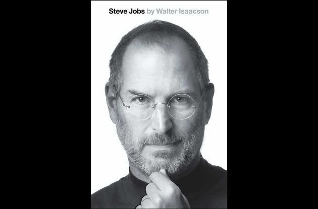 Carátula de la Biografía de Steve Jobs