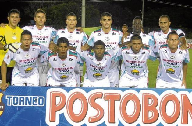 Sucre Fútbol Club se despidió del Torneo Postobon