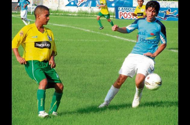 Sucre Fútbol Club gano ante El Carmen