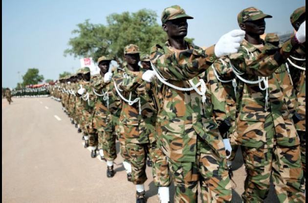 Juba, capital de Sudán del Sur, es una ciudad que hay que construir.
