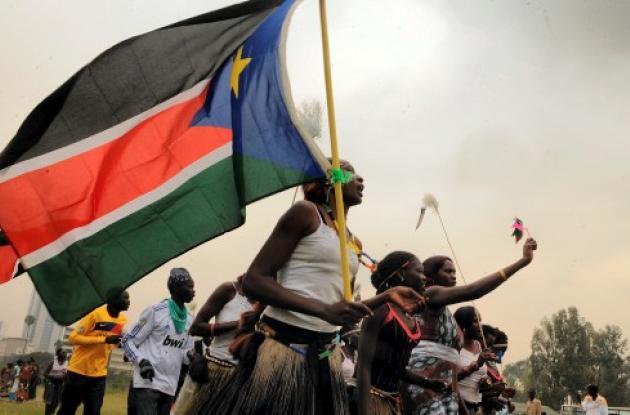 Miles de habitantes de Sudán del Sur salieron a las calles a celebrar su indepen