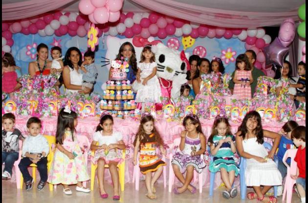 Cumpleaños de Susana Ramírez