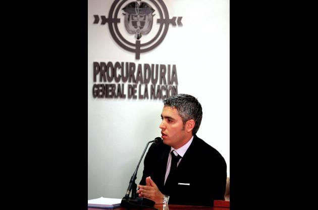 Juan Carlos Abadía, ex gobernador del Valle.