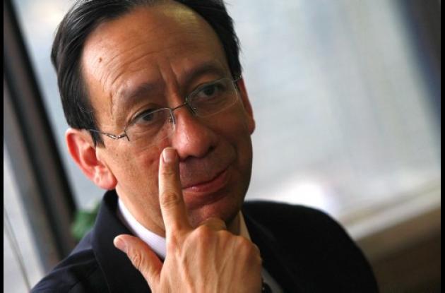 El procurador delegado ante la Función Pública, Carlos Meza.