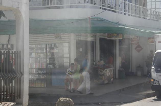 A Jeison Herrera Núñez lo balearon en una tienda en Tacarigua.