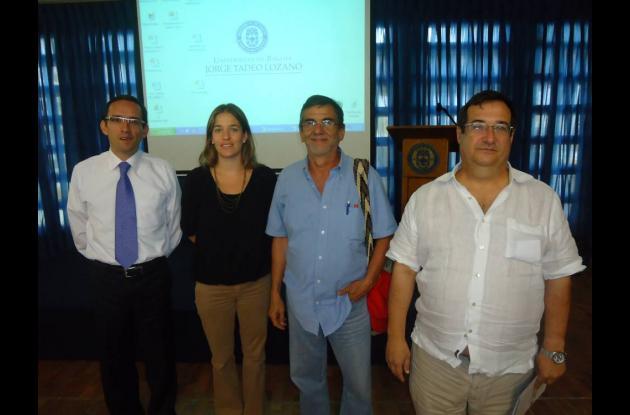Encuentro en La Tadeo