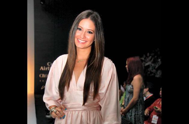 Taliana Vargas.