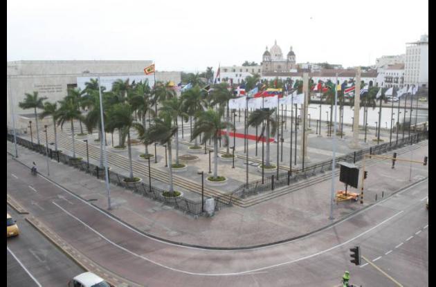 Taller sobre patrimonio mueble en Cartagena de Indias.