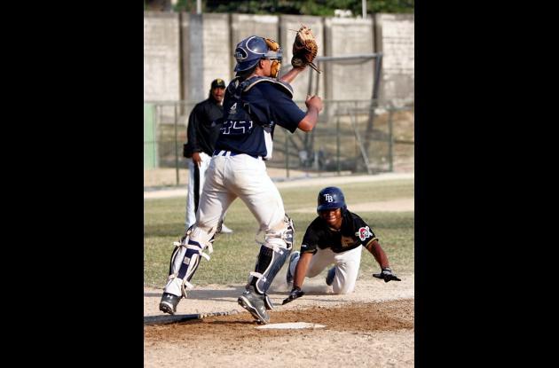 Tampa enfrenta a Padres en el Béisbol de Desarrollo
