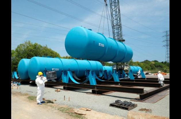Unas 100.000 toneladas de agua altamente radiactiva se han acumulado en los edif