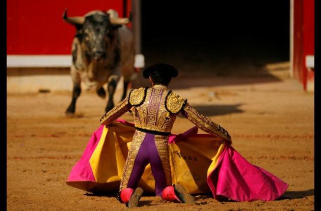 Tauromaquia en España.