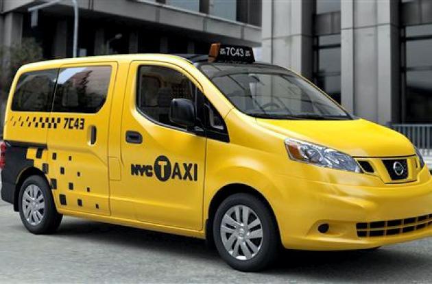 Nueva York cambiará su parque automotor de taxis.