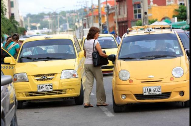 Tarifa mínima para taxis