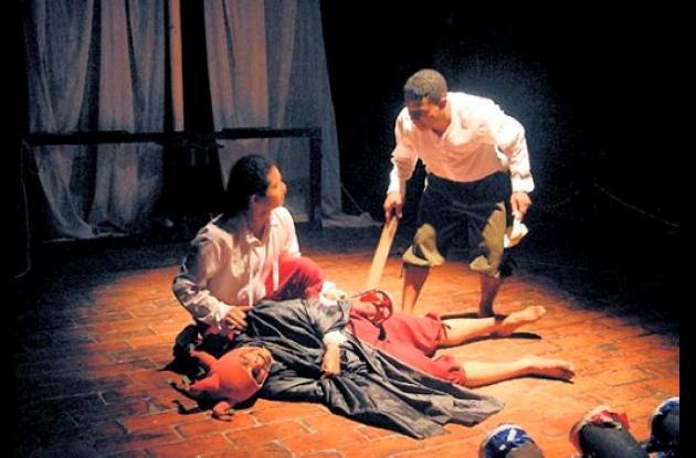 Teatreros de Cartagena