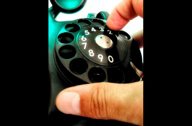 Teléfono de tono: invento tecnológico.