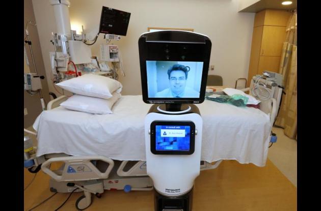 Robots como ayudantes médicos: boom en Estados Unidos
