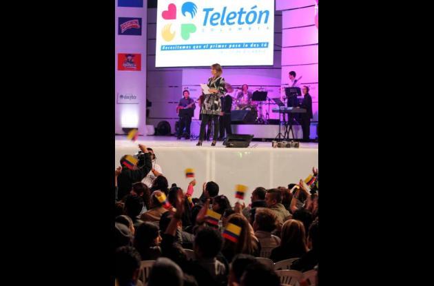 Teletón 2011.