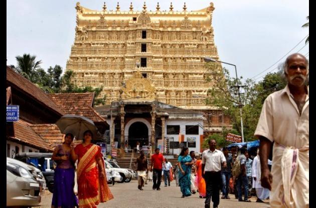 El templo Sree Padmanabhaswamy  es la institución religiosa conocida más rica de