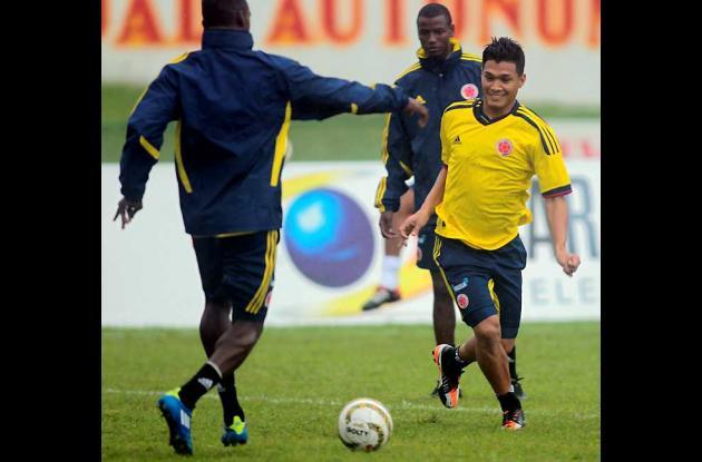 Teófilo Gutiérrez viajará hoy a Barranquilla.