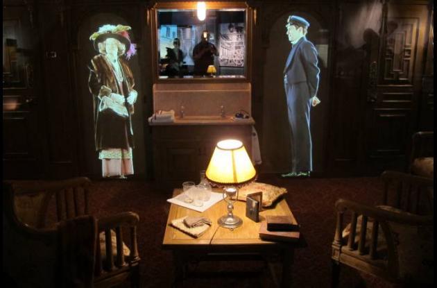 La Inauguración de Titanic Belfast es el sábado.
