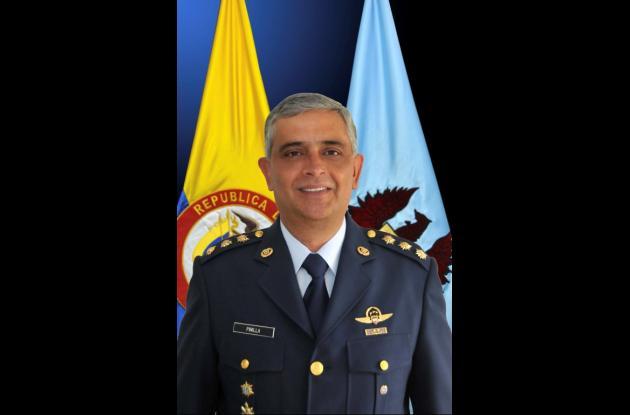 Tito Saúl Pinilla Pinilla, General del Aire.