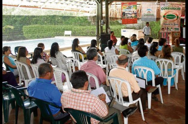 Ciclos de capacitación turística en Tolú