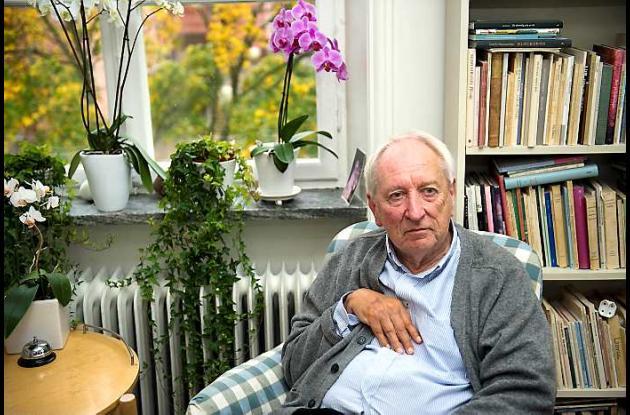 El Nobel de Literatura Tomas Tranströmer.