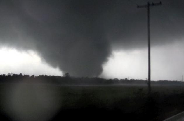 Tornados en Estados Unidos