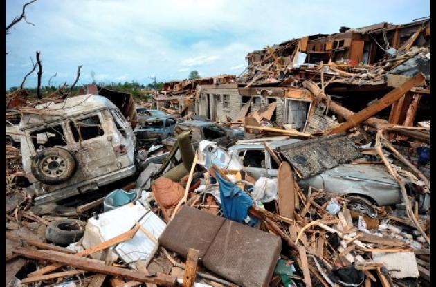 Tornados en Estados Unidos.