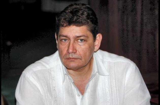 Martín Torres, vocero para Cartagena de la ACN.