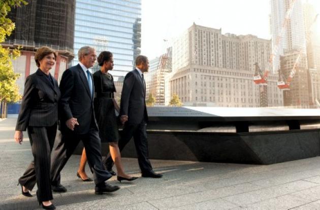 Estados Unidos conmemora los 10 años de los atentados terroristas del 11/s.
