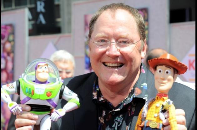 Toy  Story gana Óscar como mejor película animada.
