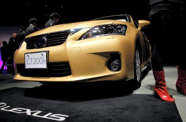Toyota sigue desarrollando carros eléctricos.