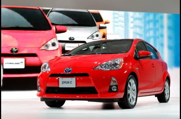 Totoya lanza su nuevo auto híbirdo: el Prius c.