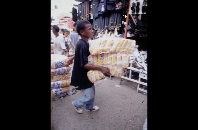A pesar de la crisis, el trabajo de menores se ha reducido en el mundo pero es necesario acelerar el ritmo de disminución.