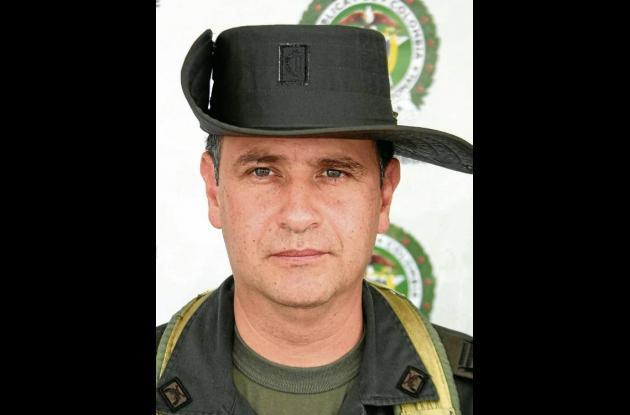 Subcomandante Policía Sucre, Teniente Meyer Ibarra Rodríguez.
