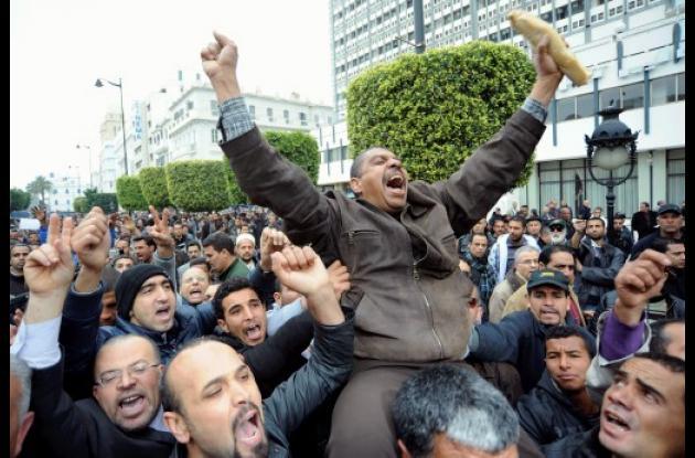 Túnez ha sido sacudida por una ola de agitación social desde que el país logró e