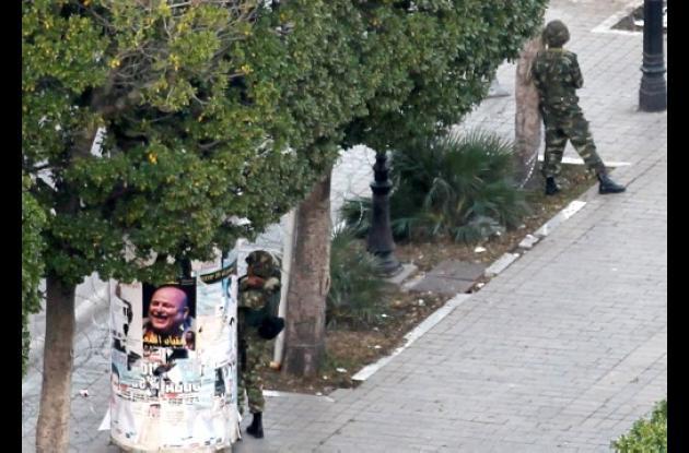 Túnez generando noticia tras la salida del presidente Ben Alí.