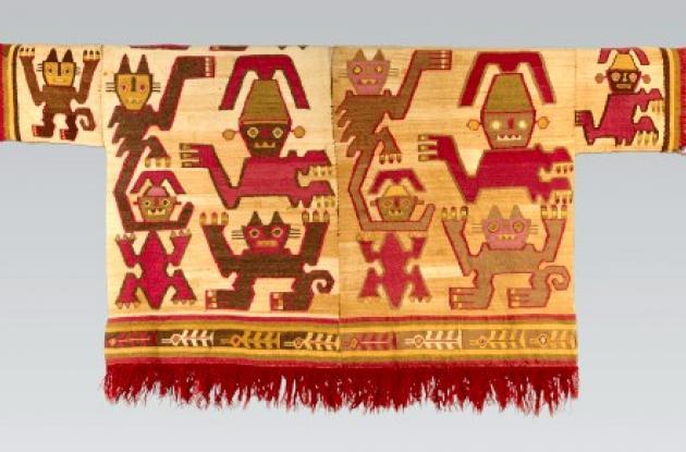 túnicas peruanas