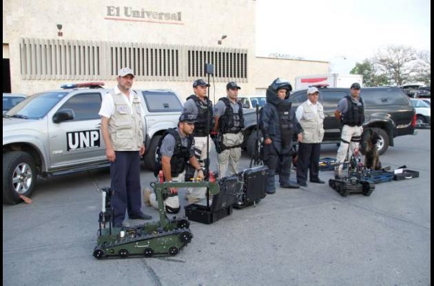 Unidad Nacional de Protección (UNP)
