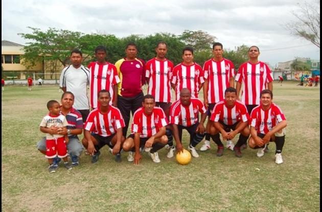 Unión Cartagena, uno de los equipos participantes.