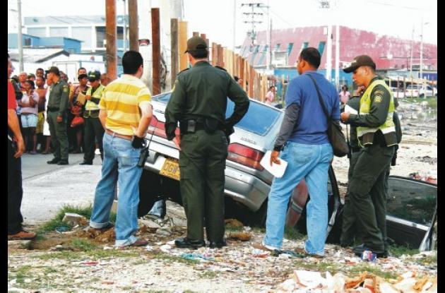 Kaleth Burgos Pasco, de 34 años, fue asesinado cuando transitaba por la avenida