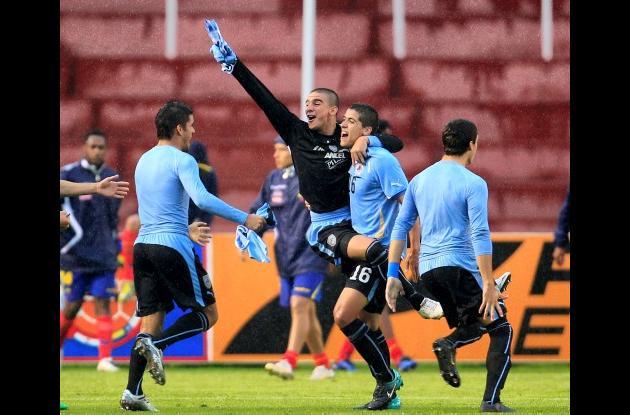Uruguay regresa a unos Juegos Olímpicos.