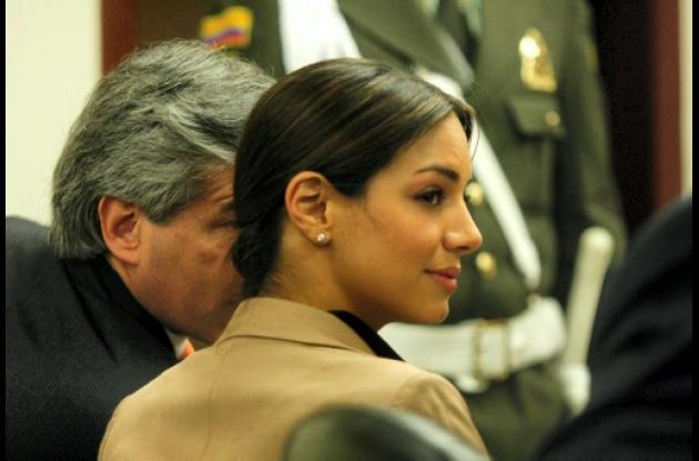 En el proceso AIS se vió involucrada la ex reina y modelo Valerie Domínguez.