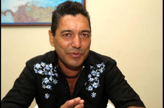 Gerardo Varela, cantante y compositor cartagenero