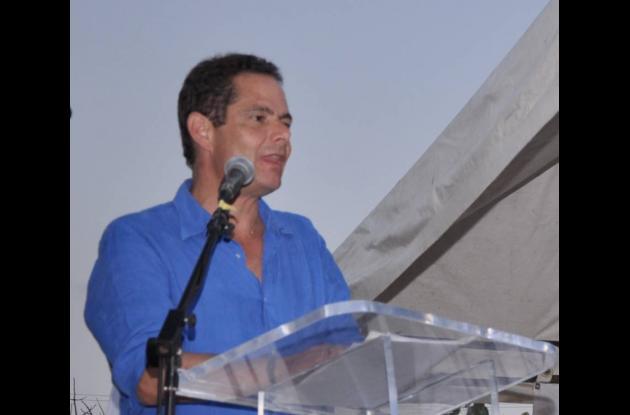 Germán Vargas Lleras, ministro del Interior.