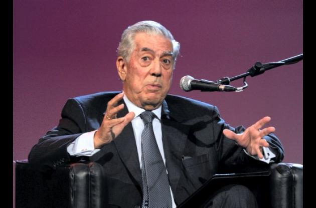 Mario Vargas Llosa, insta a votar por Ollanta Humala.