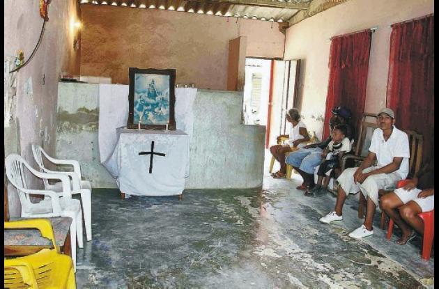 El cuerpo del menor es velado en su casa en la calle Pablo VI, en el sector Rafa