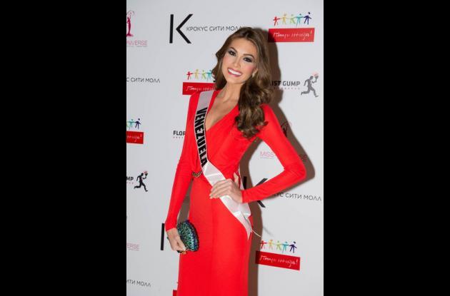Gabriela Isler, Miss Universo 2013.