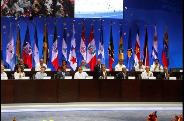 VI Cumbre de las Américas.